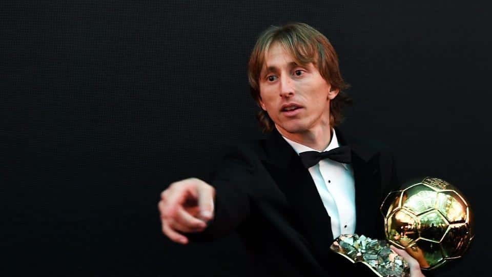 Photo of How Arsene Wenger helped Modric win Balloon d'Or award