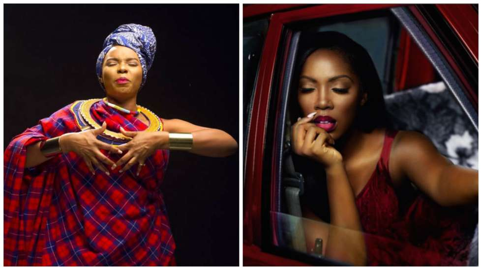 Photo of Tiwa Savage fire back at Yemi Alade for saying she photoshops her butt in pictures