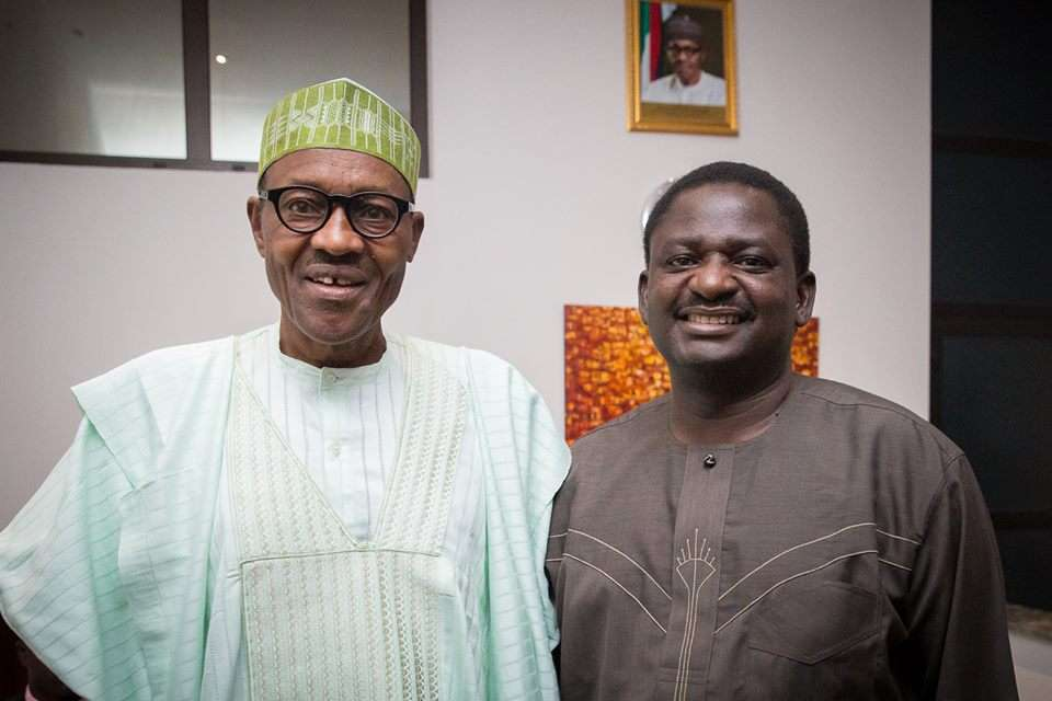 Photo of it will take a long time before Nigeria will have another leader like Buhari – Femi Adesina