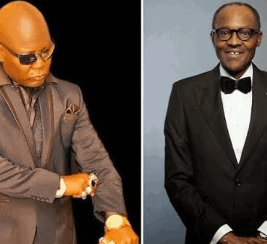 Photo of May your road to 2019 be like Nigerian roads – Charly Boy's birthday message to Buhari