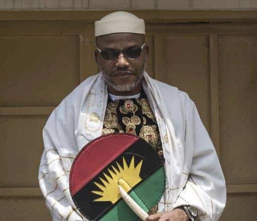 Photo of Nnamdi Kanu to release 'mind blowing evidence' about Jubril from Sudan