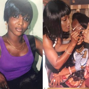 helen paul throwback picture