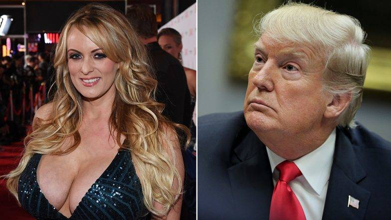Photo of Stormy Daniels set to hit strip club to raise money for Trump