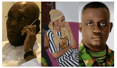 Photo of I didn't receive any call from Atiku-Widow of slain officer