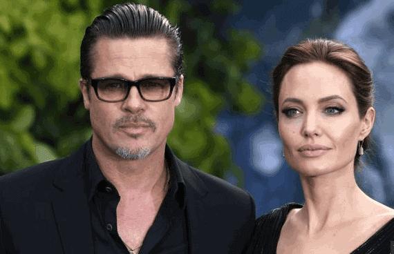 Photo of Angelina Jolie and Brad Pitt finally reach custody agreement