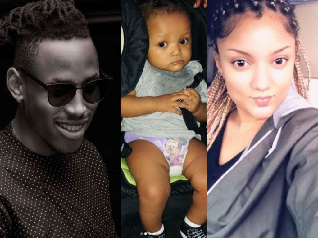 Photo of Gifty Powers hints at Mr. 2kay not being the father of her daughter