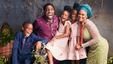 Photo of Timi Dakolo and wife, Busola renew their wedding vows at Elevation church (photos, video)