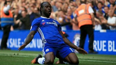 Photo of Chelsea on loan star Victor Moses reveals the club he'll be playing for next season