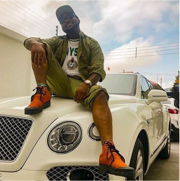 Photo of NYSC cancels Davido's one year service (Details)
