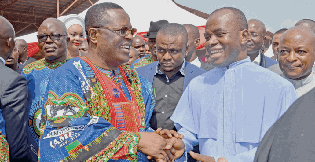 Photo of 2019 election: Father Mbaka curses Atiku and Peter Obi for refusing to support his ministry (video)