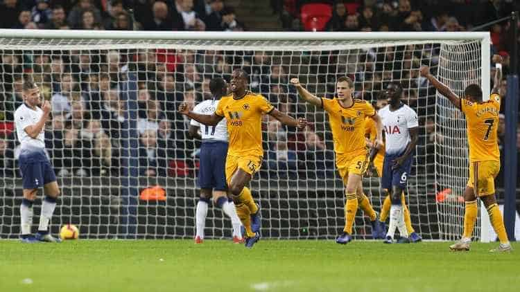 Photo of EPL: Wolves devour Tottenham at Wembley
