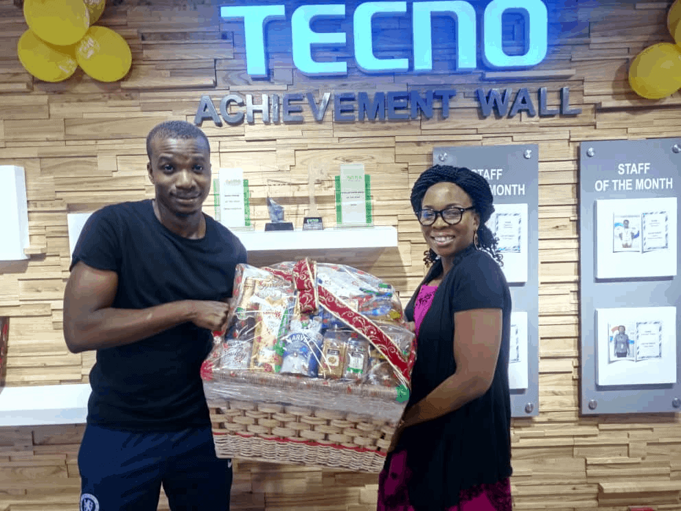 Photo of Winners are emerging in the TECNO #MerryGiveMas, More to come