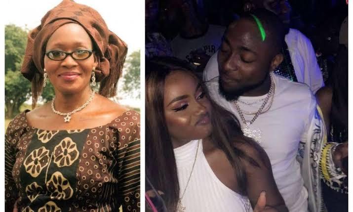 Photo of Davido's mum says she's not proud of him – Kemi Olunloyo