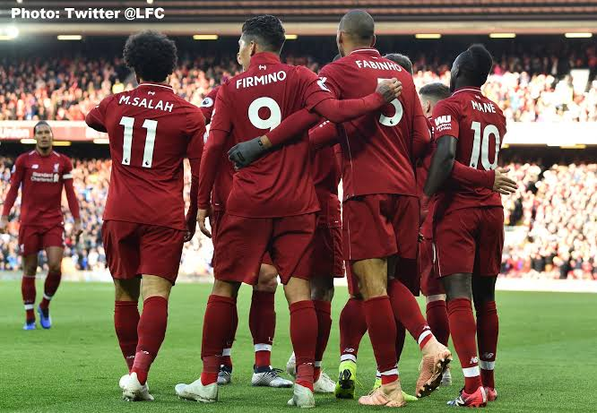 Photo of EPL: Liverpool bounce back to beat Bunrnley