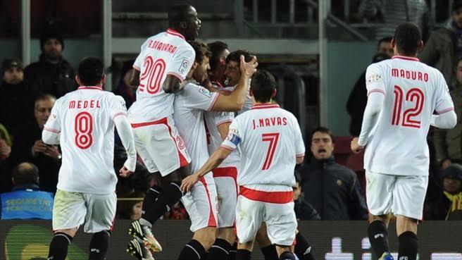 Photo of Sevilla beat Girona to put pressure on Barcelona