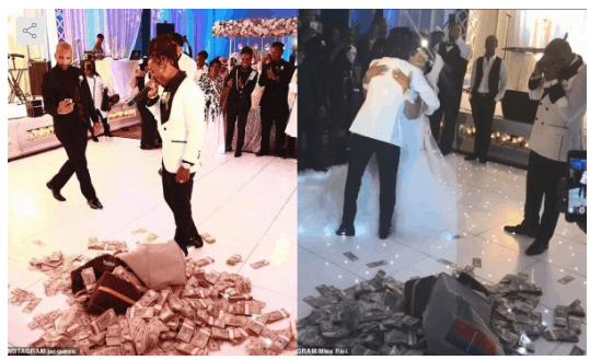Photo of Jacqueez gifts mother $100k as wedding gift