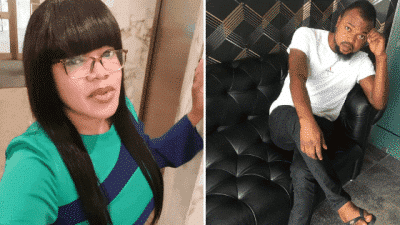 Photo of Meet Toyin Abraham's new lover and colleague, Kolawole Ajeyemi (photos)