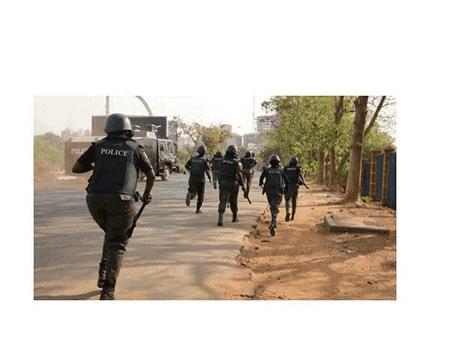 Photo of 190 Policemen deployed against Boko Haram, flee from training