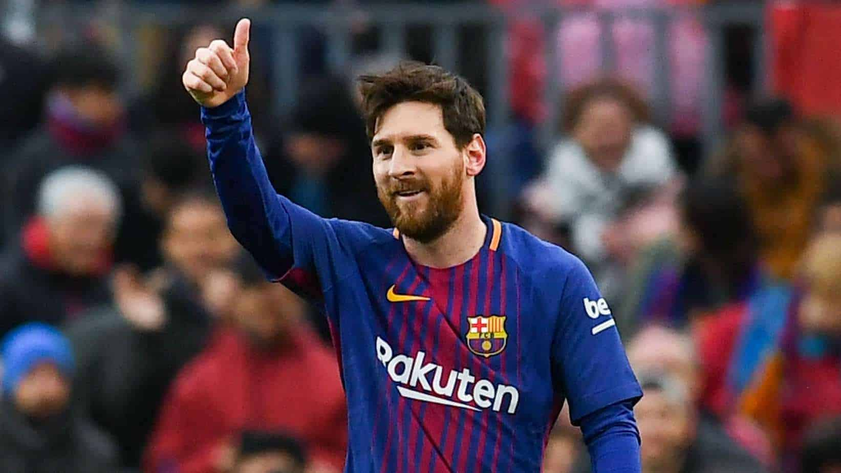 Photo of Messi reveals the best club in the world