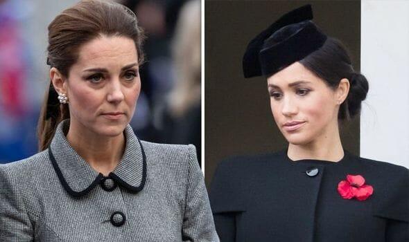 Photo of Kensington Palace speaks on Meghan Markle and Kate Middleton feud