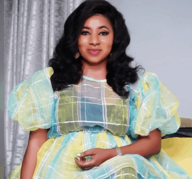 Photo of Mide Funmi-Martins confirms Toyin Abraham's ex-husband, Adeniyi Johnson is secretly married to Seyi Edun