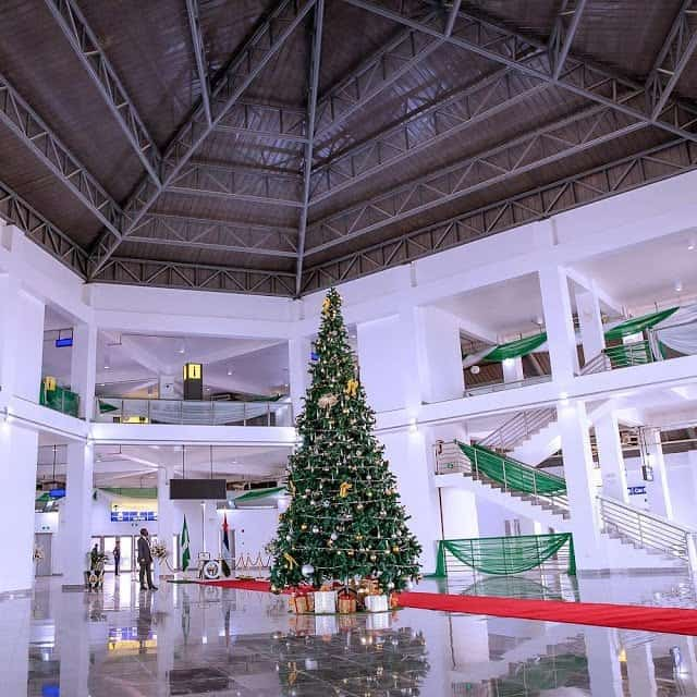 Photo of Photos from the newly commissioned multi-million dollar Abuja airport terminal