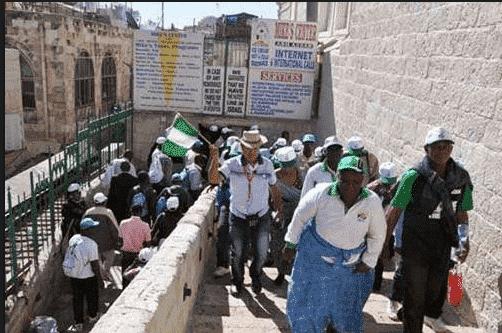 Photo of Israel denies 25 Nigerian pilgrims visa