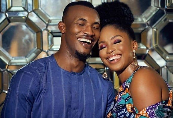 Photo of Beautiful pre-wedding photos of Actor Gideon Okeke and his fiancée, Chidera