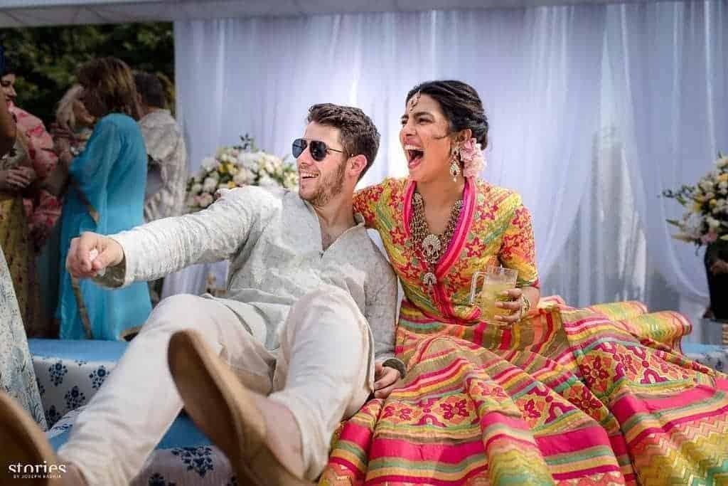 Photo of Newly-wed Priyanka Chopra, Nick Jonas hold Hindu Ceremony (photos)