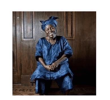 Photo of First Nigerian female PhD holder, Sophie Oluwole, in philosophy is dead