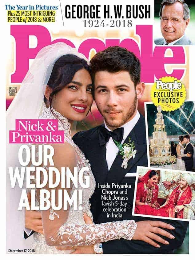 Photo of Official photos from Nick Jonas & Priyanka Chopra's wedding ceremonies