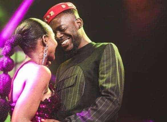 "Photo of ""Simi and Adekunle Gold yet to fix a date for white wedding"""
