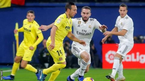 Photo of Laliga: Cazorla shines as Villarreal hold Real Madrid