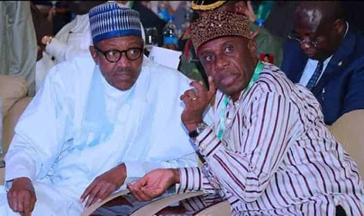 Photo of Reno Omokri releases full audio of Amaechi speaking against President Buhari