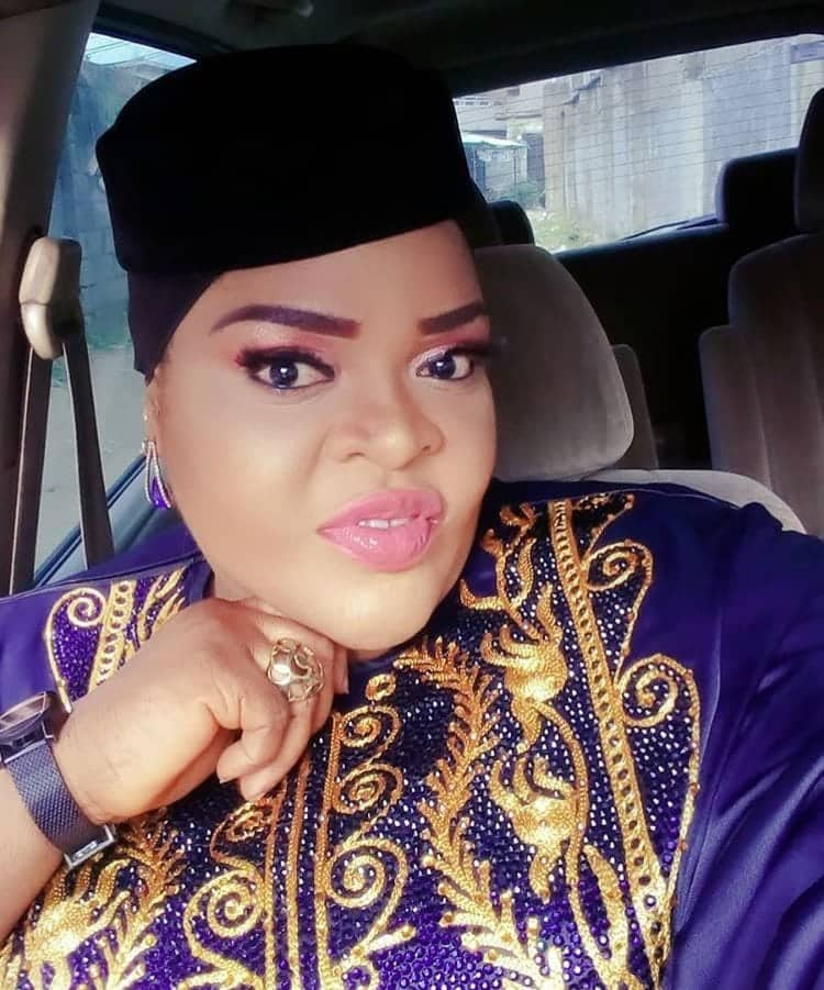 Photo of Why I fell in love with my late fiancé's best man – Actress, Allwell Ademola