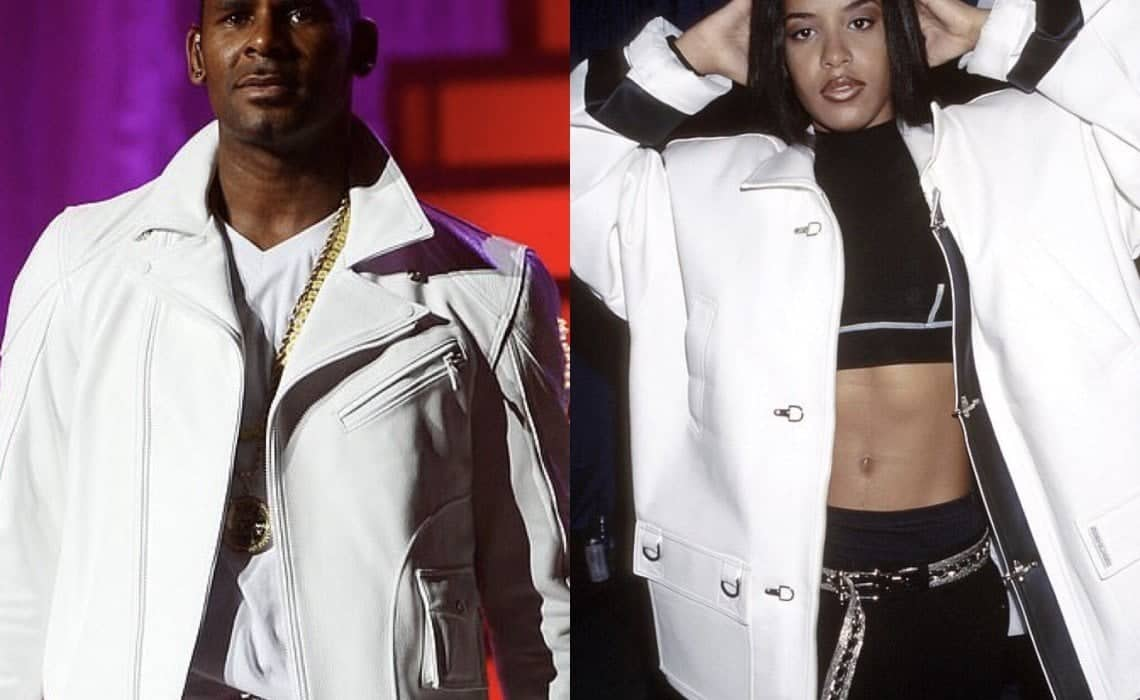 Photo of I saw R Kelly having sex with 15-year old Aaliyah – Back-up singer claims