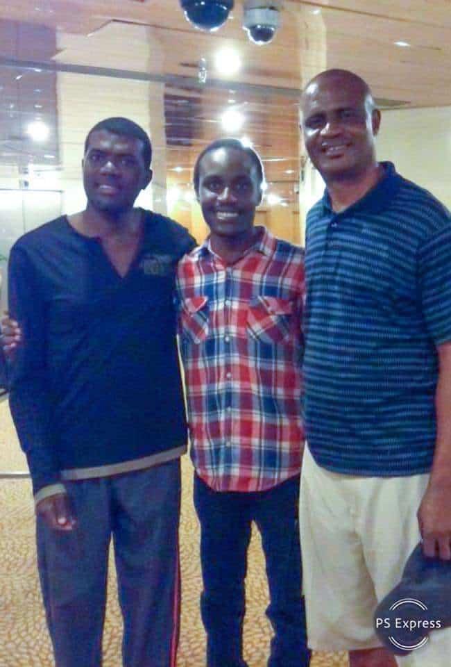Photo of Amaechi Tapes: Reno Omokri accuses Tolu Ogunlesi of betraying Atiku