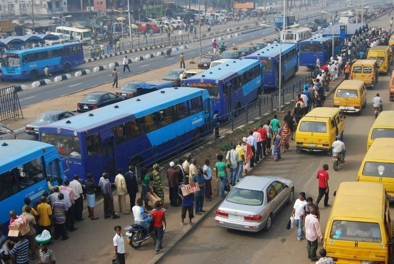 Photo of Man dies less than 48 hours into the new year after jumping down from BRT