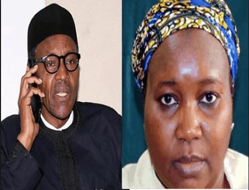 Photo of More details emerge on the relationship between Buhari and Amina Zakari
