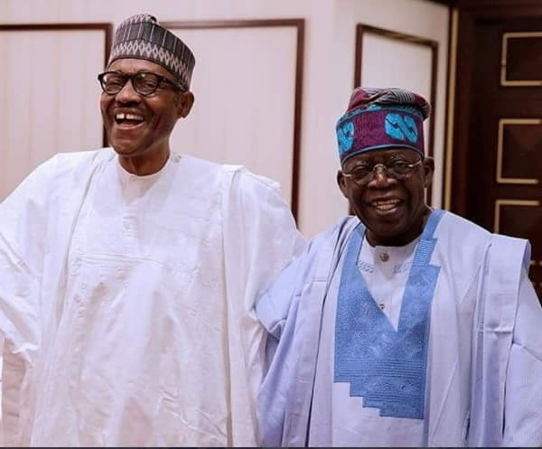 Photo of Buhari places Tinubu in charge of his 2019 presidential campaign