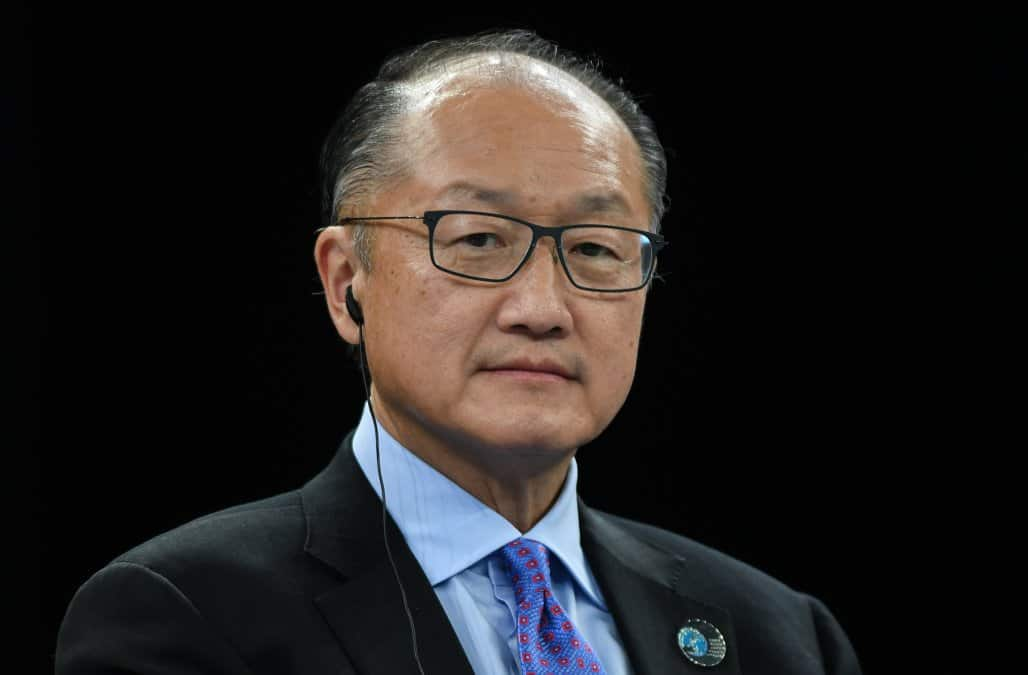 Photo of World Bank President, Jim Yong Kim, set to resign under unknown circumstances