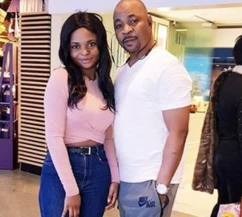 Photo of MC Oluomo's daughter speaks on her father's rumoured death