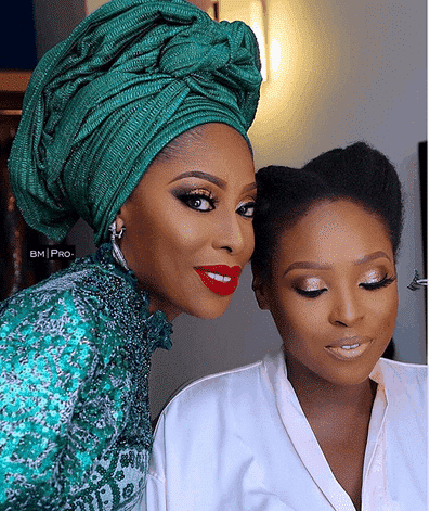 Photo of Mo Abudu's daughter holds traditional wedding introduction (photos)