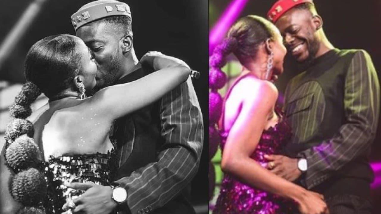 Simi and Adekunle Gold's wedding