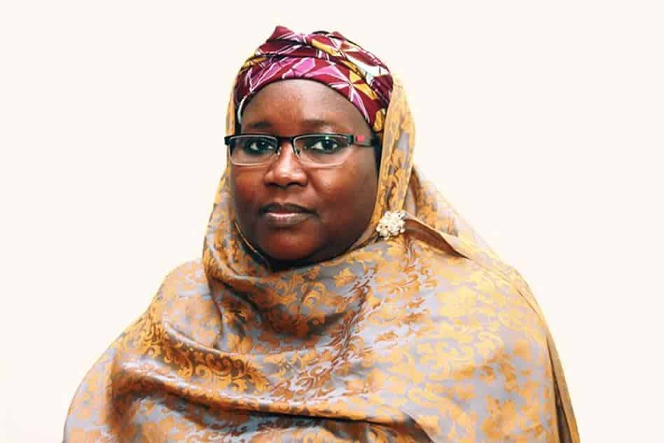 Photo of Sister of Buhari, Amina Zakari, to announce 2019 presidential results