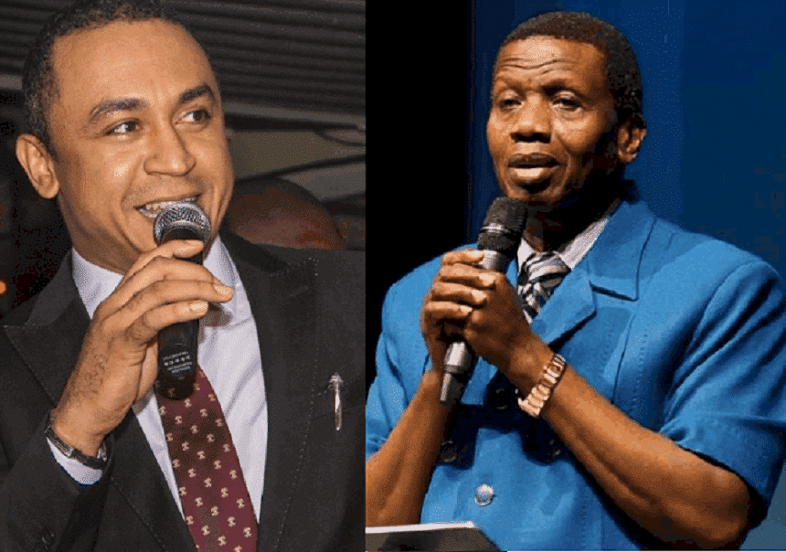 Photo of Daddy Freeze supports Pastor Adeboye for the first time on revelation that his wife cooks for him