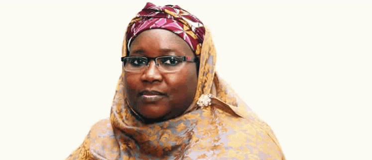 Photo of Amina Zakari: Buhari in trouble for appointing niece as INEC's presidential election head