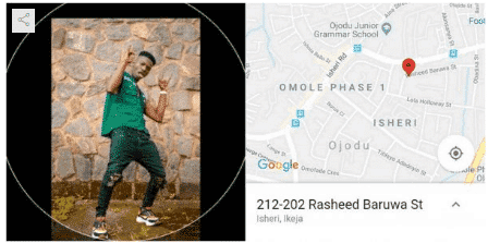 Photo of How Lagos man located home address of Policeman who extorted him using an App