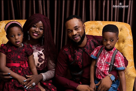 Photo of Bukola Awoyemi and Damola Olatunji's twins turn 5 (photos)