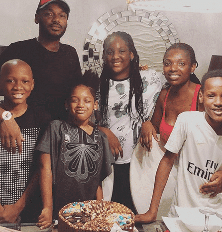 Photo of More photos from 2face Idibia's last born, Olivia's birthday party